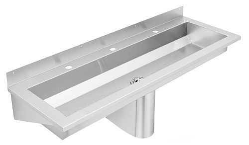 sanx180 wall mounted wash trough specialist sinks