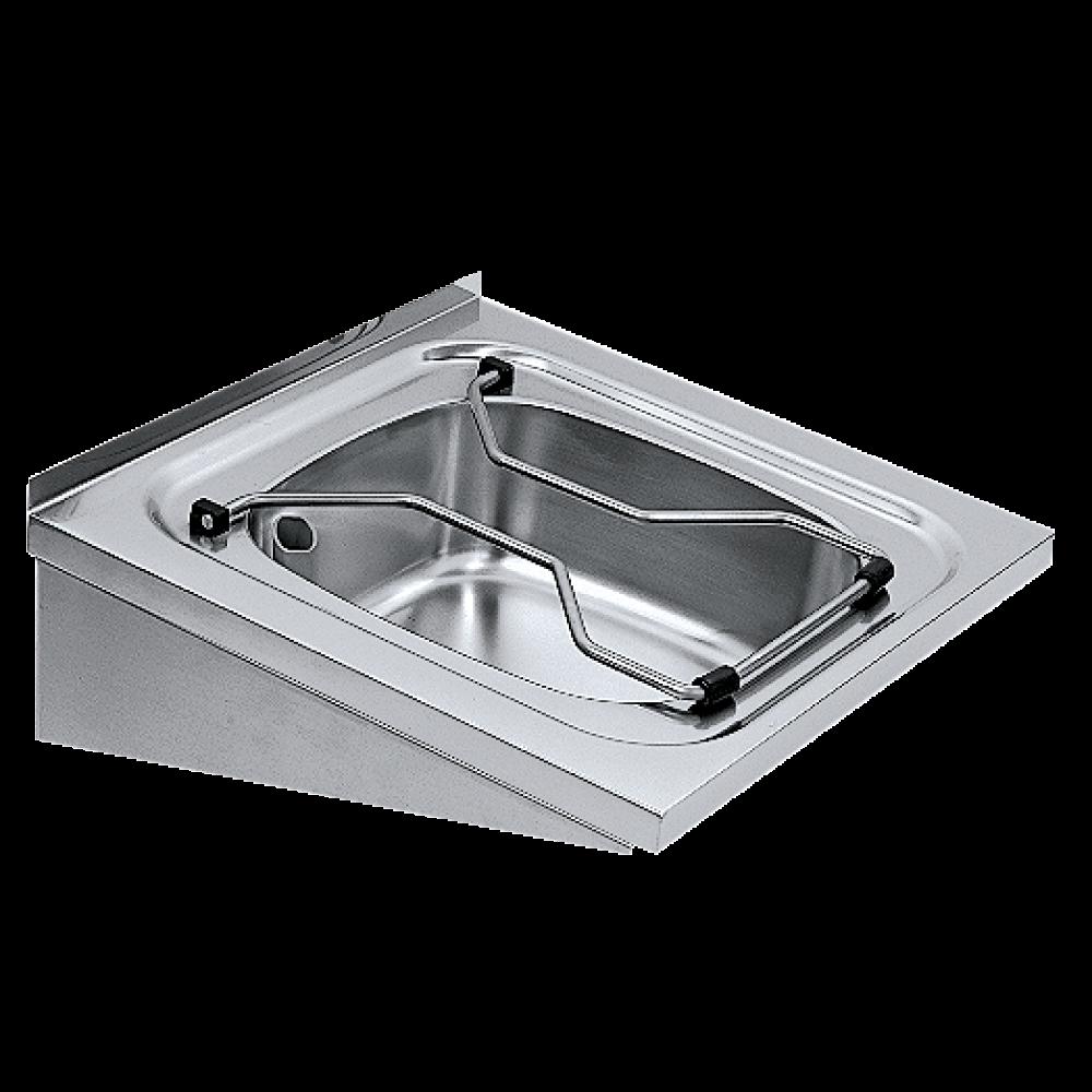 Wb500gv bucket sink janitorial utility sinks sinks for Metal bucket sink