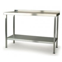 F116WB Stainless Steel Folding Wall Table