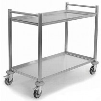 HT2 Heavy Duty Stainless Steel Trolley