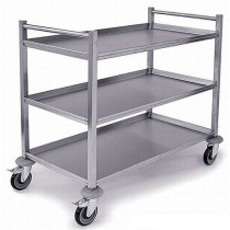 HT3 Heavy Duty Stainless Steel Trolley