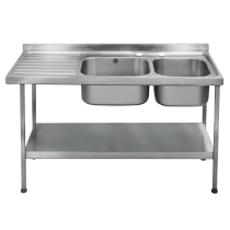 E20605L Catering Sink - Left