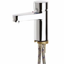 AQUA 212 Self Closing Mixer Tap