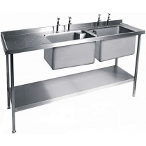 Catering Sink - SSU186DBB
