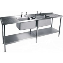 Catering Sink - SSU2465DBBD