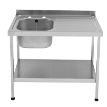 E20602L Catering Sink - Left