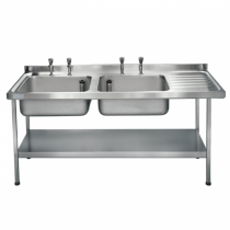 E20616R Catering Sink - Right Hand Drainer